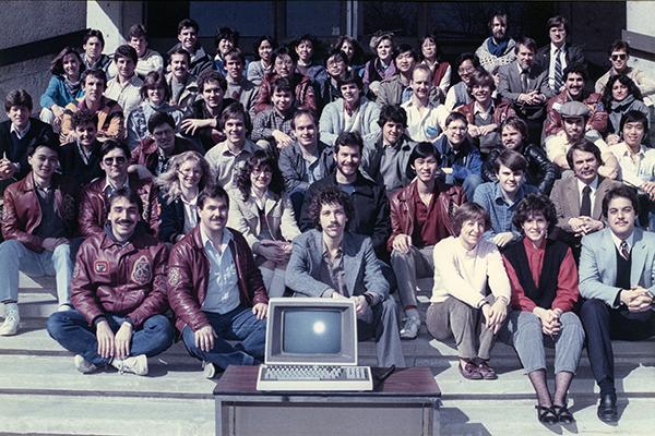 School of Computing Class of 85