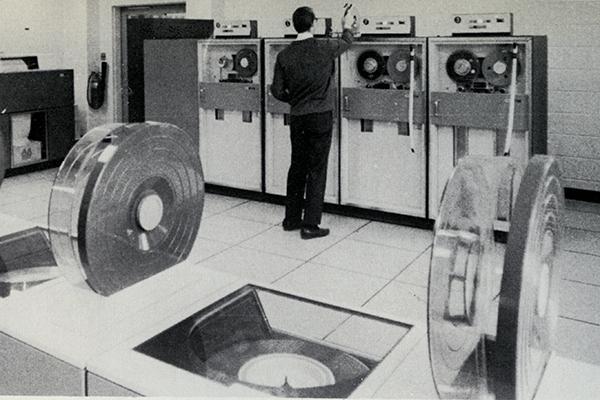 School of Computing IBM 360 model 50