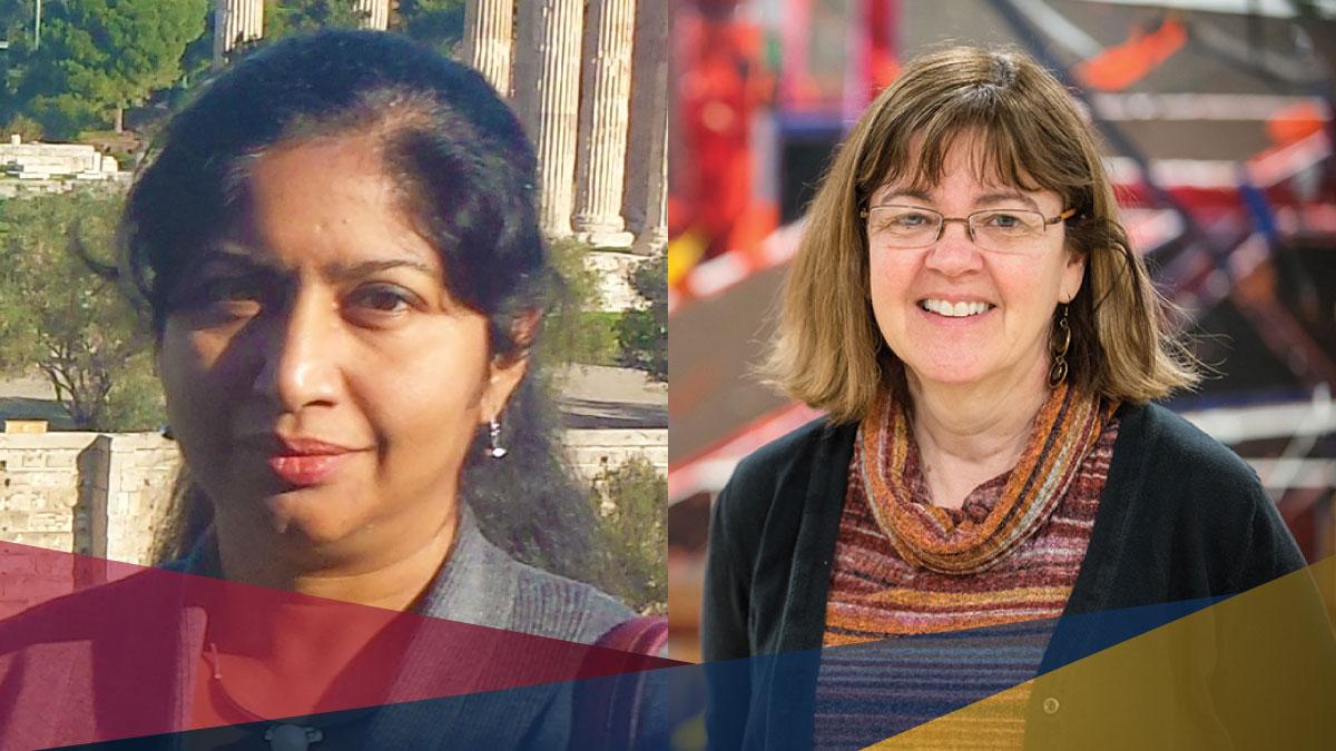 Congratulations to Wendy Powley and Farhana Zulkernine on their Promotion to Associate Professor