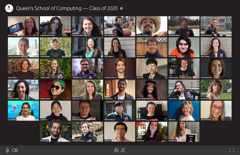 Congratulations to the Computing Class of 2020