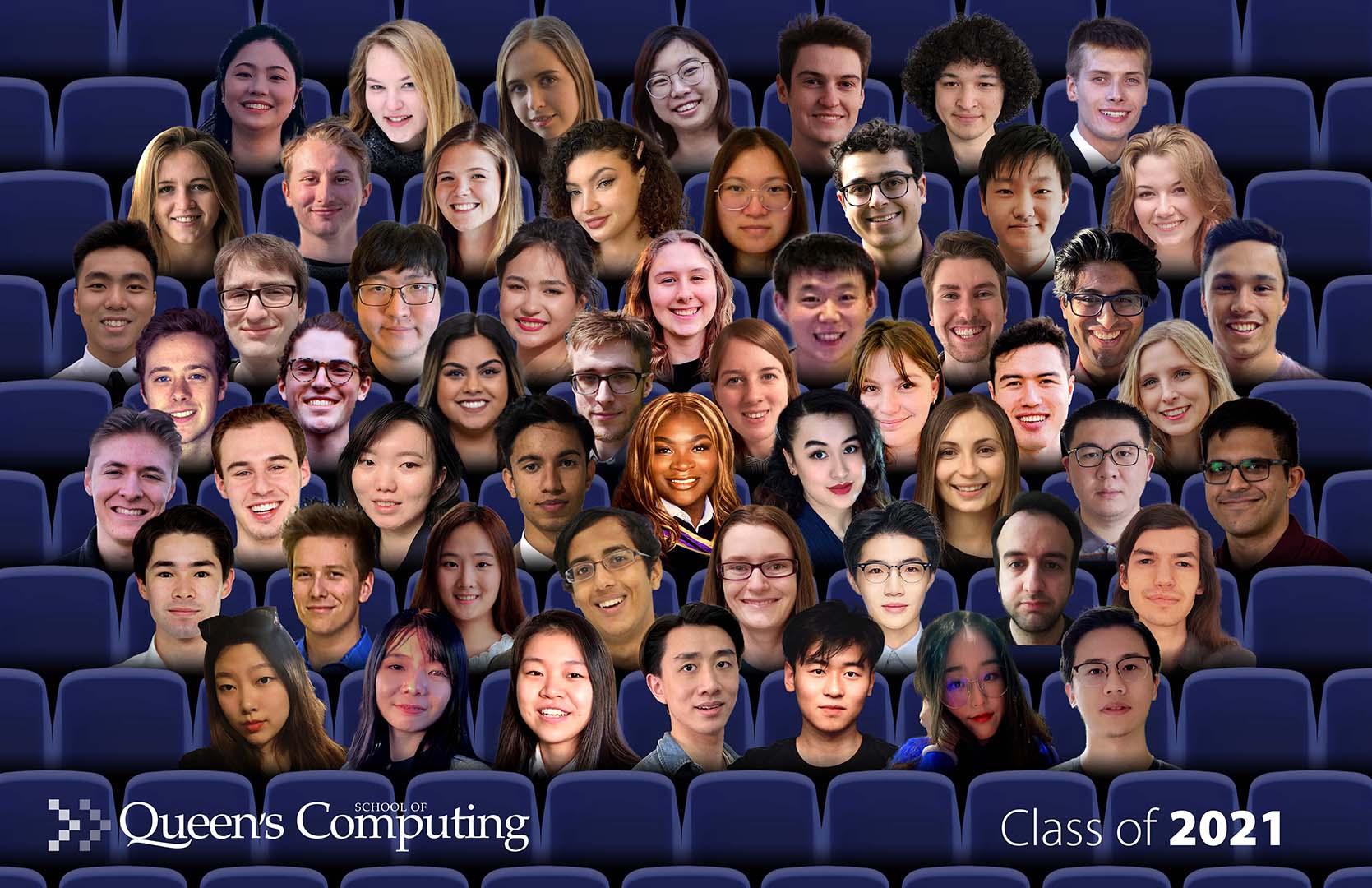 Congratulations to the Computing Class of 2021